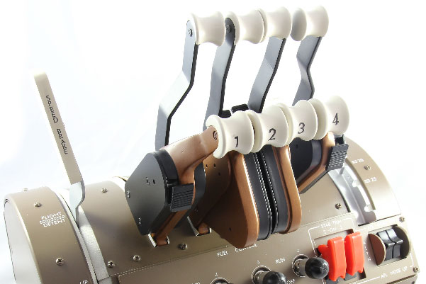B747-400 Throttle - Throttletek - Amazing prices!